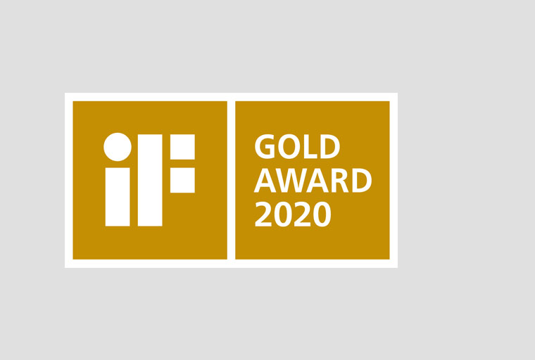 iF Gold Award 2020